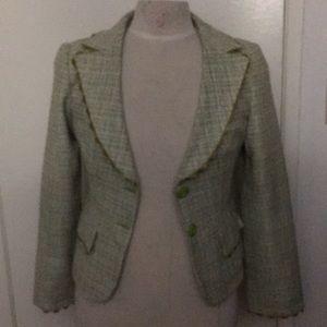 Nanette Lepore, Lined Blazer, Size 8,